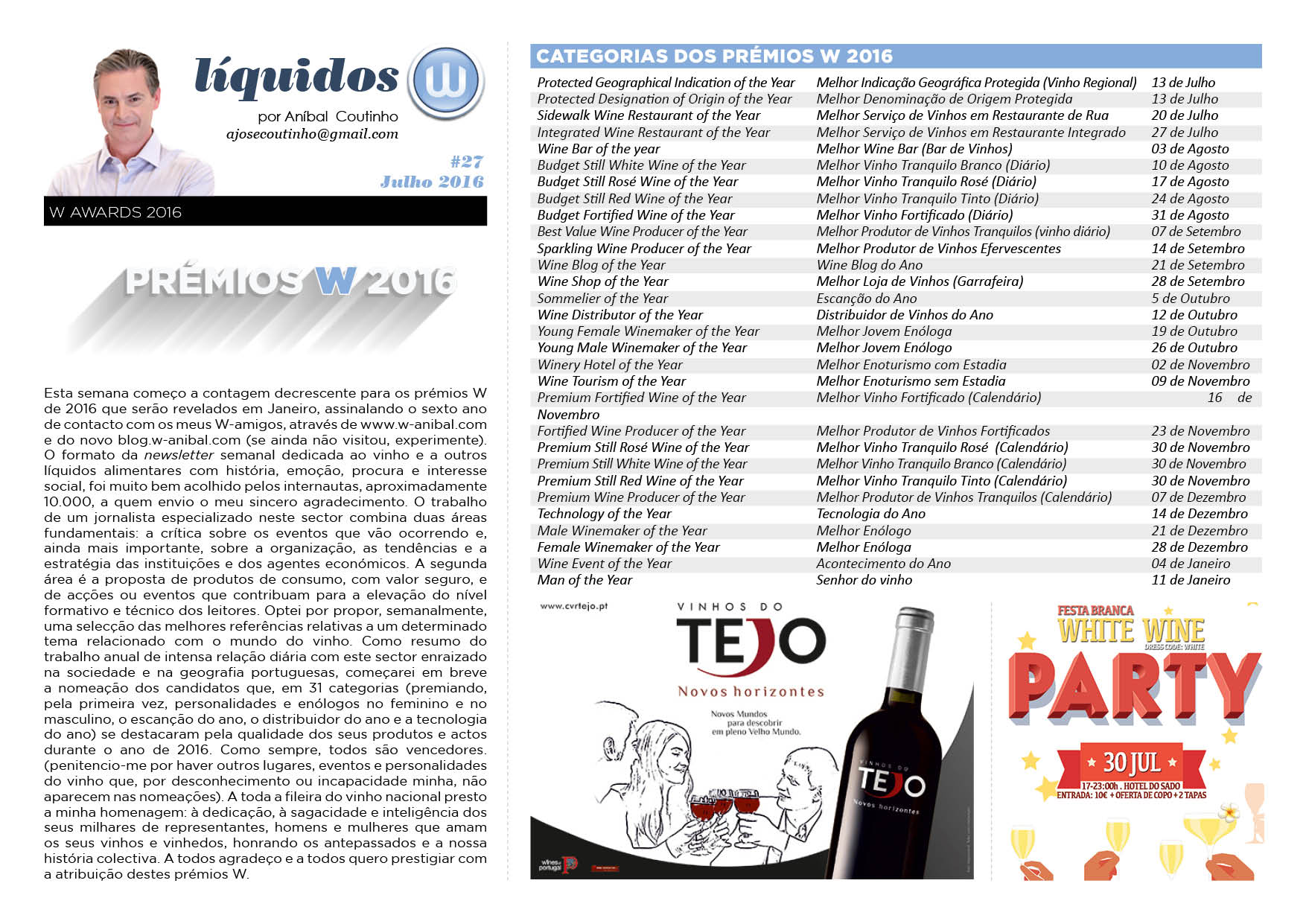 Newsletter #27